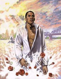 Obama.water