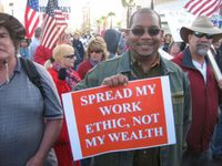 Teaparty work ethic