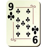 Nine of clubs