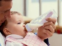 Baby-feeding