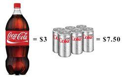Cost-soda