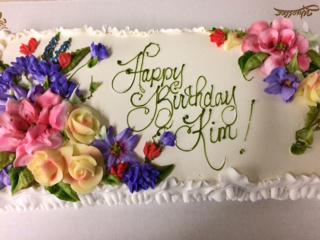 Minnesota Bridge Happy Birthday Kim