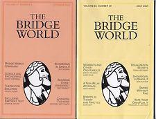 Bridge world