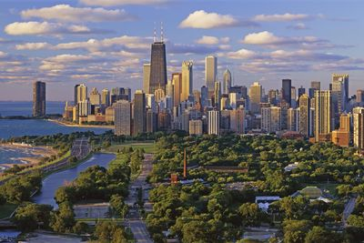 Chicago-skyline