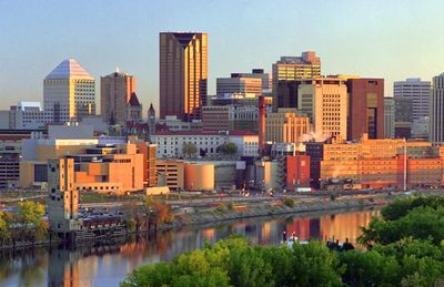 Mississippi-River-St-Paul-Minnesota