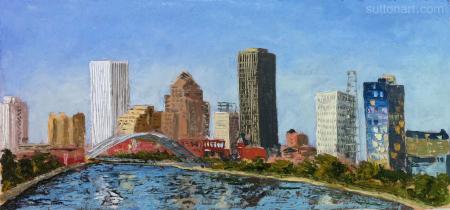Rochester-skyline