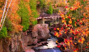 Duluth fall
