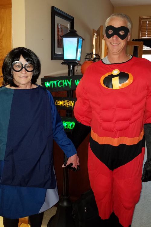 Eileen&David