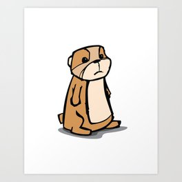Crying gopher